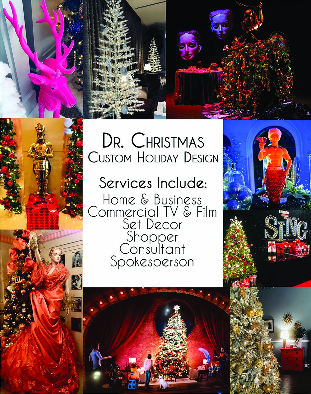 Dr Christmas.Dr Christmas Holiday Decorating Services